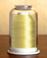 1042 Soft Sunlight Hemingworth Machine Embroidery & Quilting Thread