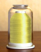 1043 Lemon Drop Hemingworth Machine Embroidery & Quilting Thread