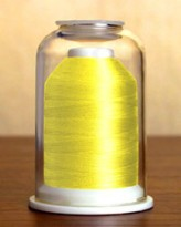 1225 Lemon Citrus Hemingworth Machine Embroidery & Quilting Thread