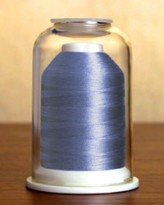 1255 Country Blue Hemingworth Machine Embroidery & Quilting Thread