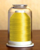 1048 Buttercup Hemingworth Machine Embroidery & Quilting Thread