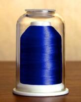 1203 Royal Blue Hemingworth Machine Embroidery & Quilting Thread