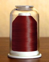 1160 Merlot Hemingworth Machine Embroidery & Quilting Thread