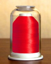 1014 Carnation Hemingworth Machine Embroidery & Quilting Thread