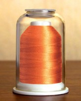 1015 Georgia Peach Hemingworth Machine Embroidery & Quilting Thread