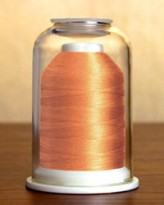 1019 Petal Peach Hemingworth Machine Embroidery & Quilting Thread