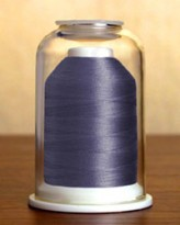 1198 China Blue Hemingworth Machine Embroidery & Quilting Thread
