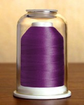 1208 Electric Purple Hemingworth Machine Embroidery & Quilting Thread