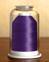 1210 Indigo  Hemingworth Machine Embroidery & Quilting Thread