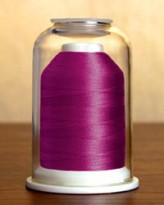 1268 Pure Purple  Hemingworth Machine Embroidery & Quilting Thread