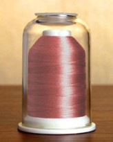 1219 Dusty Mauve Hemingworth Machine Embroidery & Quilting Thread