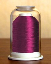 9019 Metallic Amethyst Hemingworth Machine Embroidery & Quilting Thread