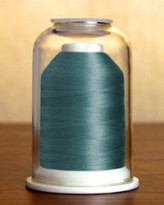 1259 Turquoise Hemingworth Machine Embroidery & Quilting Thread
