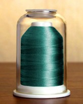 1181 Blue Satin Hemingworth Machine Embroidery & Quilting Thread