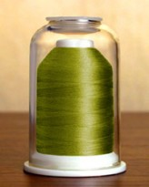 1101 Avocado Hemingworth Machine Embroidery & Quilting Thread