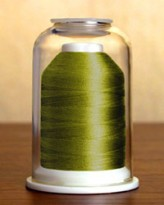 1102 Seaweed Hemingworth Machine Embroidery & Quilting Thread