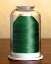 1249 Holly Leaf Hemingworth Machine Embroidery & Quilting Thread