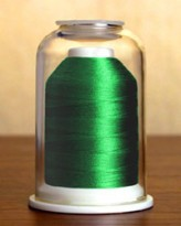 1105 Dark Jade Hemingworth Machine Embroidery & Quilting Thread