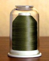 1121 Oregano Hemingworth Machine Embroidery & Quilting Thread