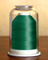 1254 Dark Teal Hemingworth Machine Embroidery & Quilting Thread