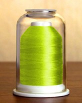 1247 Kiwi Lime Hemingworth Machine Embroidery & Quilting Thread
