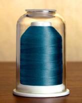 1195 Medium Aquamarine Hemingworth Machine Embroidery & Quilting Thread
