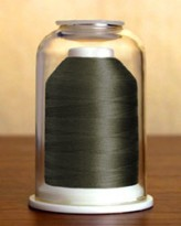 1245 Light Charcoal Hemingworth Machine Embroidery & Quilting Thread