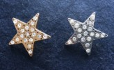 Star Shaped Shank Button Very Limited Stock
