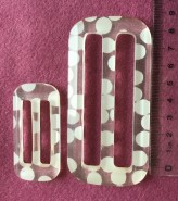 18-S3007 Transparent Buckle - Very Limited Stock