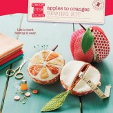 Split Apples to Oranges Sewing Kit Pattern - Straight Stitch Society