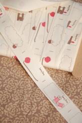 Sewing Labels  RC1122 - 20mm Ribbon x 20m