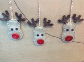 Three Reindeer Decoration Kit 10-12 DAYDELIVERY