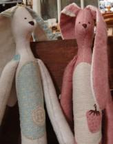 Pepe Lapin Rabbit Pattern & Kit - Anna Rachel Designs