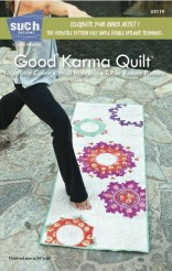 Good Karma Yoga Mat/ Wallhanging Pattern - Such Designs