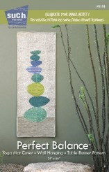 Perfect Balance Wallhanging Pattern - Such Designs
