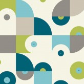 Vinyl  - Mod Squad x 1 metre - Birch Organic Cotton